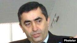 Armenia - Armen Rustamian, top representative of ARF Dashnaktsutiun party, Undated