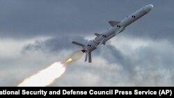 Перше успішне випробування нової української крилатої ракети, 30 січня 2018 року