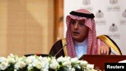 Ministri i Jashtëm i Arabisë Saudite,Adel al-Jubeir.