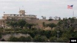 База Гуантанамо на Кубе