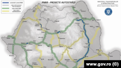Domeniul transporturilor are alocat 7.6 miliarde de euro prin PNRR, banii urmând să fie folosiți pentru construirea de autostrăzi și noi linii de cale ferată și metrou.