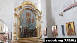 Ікона ў Супраскім манастыры