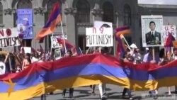 «Ոչ պուտինիզմին» ակցիայից բերման ենթարկված ակտիվիստների նկատմամբ վարչական վարույթ է հարուցվել