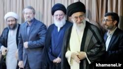 اختلافات فزاینده محمود احمدینژاد با مجلس تحت مدیریت علی لاریجانی، علت تشکیل هیئت عالی حل اختلاف از سوی آیتالله خامنهای بود