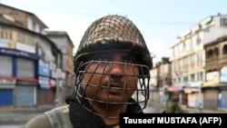 نیروهای هند در کشمیر