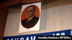 The Musavat Party celebrated its 100th anniversary this year