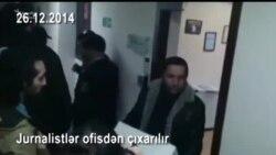 AzadlıqRadiosunun Bakı ofisi bağlandı... Və...