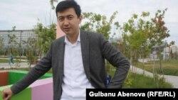 CA Garden Schools басқарушы компаниясының директоры Нұрмұхамед Досыбаев