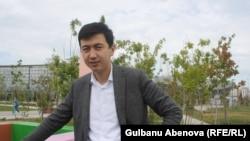 Эксперт по вопросам образования Нурмухаммед Досыбаев. Астана, июль 2018 года.