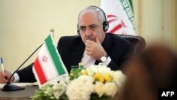 Иранның сыртқы істер министрі Жавад Зариф.