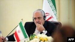 Ministri i Jashtëm i Iranit, Javad Zarif.