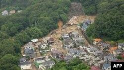 Poplave su zadesile i Hirošimu