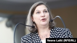 Виктория Нуланд в бытность помощником государственного секретаря США.