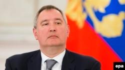 Вице-премьер России Дмитрий Рогозин.