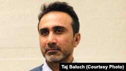 ساجد حسین، روزنامه نگار پاکستانی