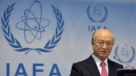یوکیو آمانو، مدیرکل آژانس بینالمللی انرژی اتمی