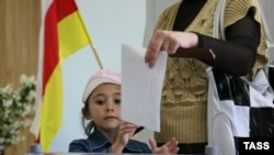 В Южной Осетии парламентские выборы прошли в полном соответствии с ожиданиями
