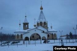 Храм, в котором служит отец Иоанн
