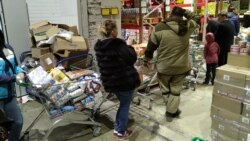Гречка и туалетная бумага. Крымчане готовятся к эпидемии   Крымский вечер