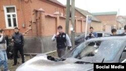 Взрыв в Назрани, 11 марта 2016 года