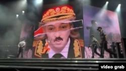 Лукашенко в клипе Мадонны