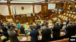 Şedinţa în plen a Parlamentului