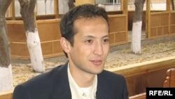 Алишер Соипов.