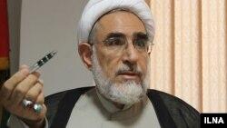 رسول منتجبنیا، قائممقام حزب اعتماد ملی