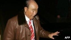 """""""Бірігу шіркеуінің"""" негізін салған Сан Мён Мун."""