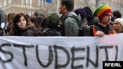 Akademska zajednica mora biti uzor u razumijevanju našeg društva takvog kakvo jeste: Studentski protesti u Sarajevu