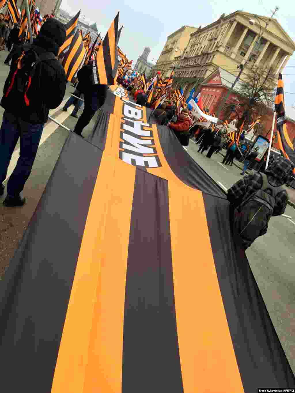 Затяті прихильники Путіна – учасники «Національно-визвольного руху»