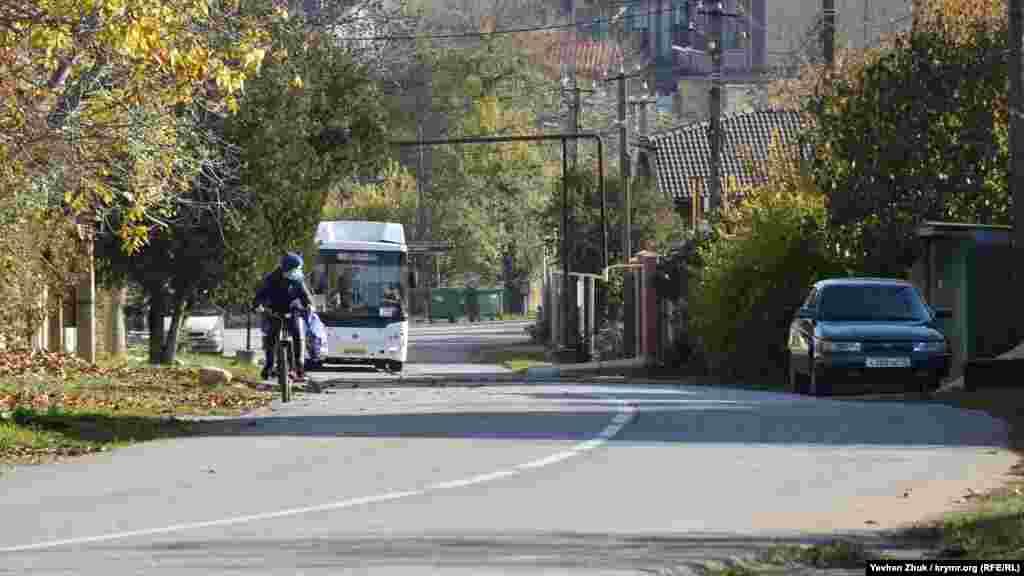У Рідне дорогою в Тернівку заходять автобуси двох маршрутів – №40 і №129