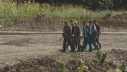 Әсирләрне алмашу, 19 август, Грузия