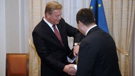 Štefan File i Ivica Dačić, Beograd, 11. oktobar 2012.