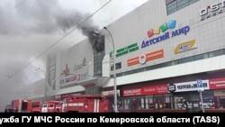 """Зимняя вишня"" соода борбору. 25-март, 2018-жыл."