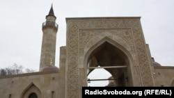 Перша у Києві мечеть