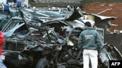 «خوان مسکیدا» رییس پلیس اسپانیا اعلام کرد که بین ۸۰ تا ۱۰۰ کیلوگرم مواد منفجره در این خودرو کار گداشته شده بود.