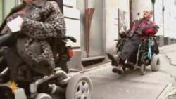 Život invalida u Pragu
