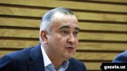 Мэр города Ташкента Джахонгир Артыкходжаев.