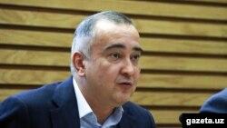 Глава Ташкента ДжахонгирАртыкходжаев.