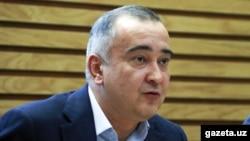 Тошкент шаҳар ҳокими Жаҳонгир Ортиқхўжаев