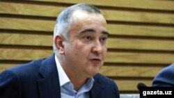 Өзбек баш калаасынын мэри Жахангир Артыккожоев