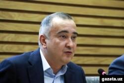Тошкент ҳокими Жаҳонгир Ортиқхўжаев, 16-февраль, 2019 йил