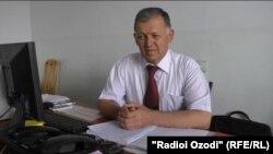 Абдуқаҳҳор Мавлонзода.