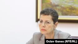 Adina Florea, de la Secția specială de investigare a magistraților, a stârnit reacții critice din partea reprezentanților procurorilor