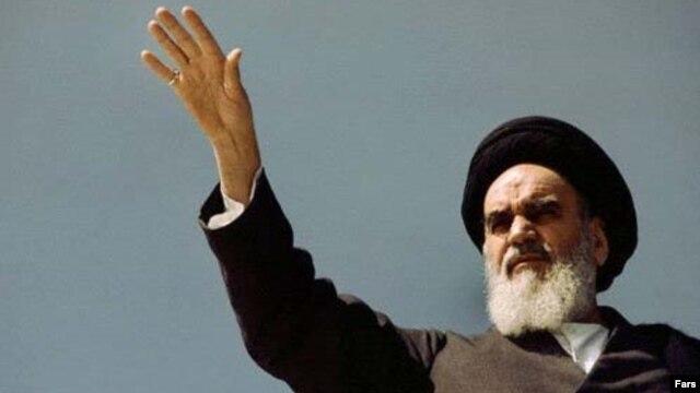 Ayatollah Ruhollah Khomeini (1900-1989)