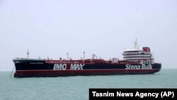 Корабель Stena Impero змінив пункт призначення із порту в саудівському місті Ель-Джубайль на «Порт Рашид» в Об'єднаних Арабських Еміратах
