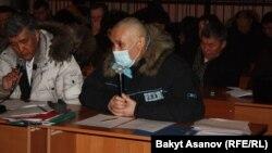 Мурат Суталинов, 14-январь, 2013-жыл