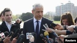 Boris Tadić najavljuje svoju ostavku, 4. april 2012.