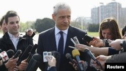 Boris Tadić, april 201.